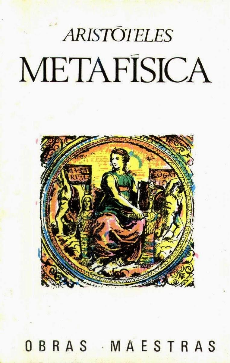 metafisica de aristoteles pdf completo