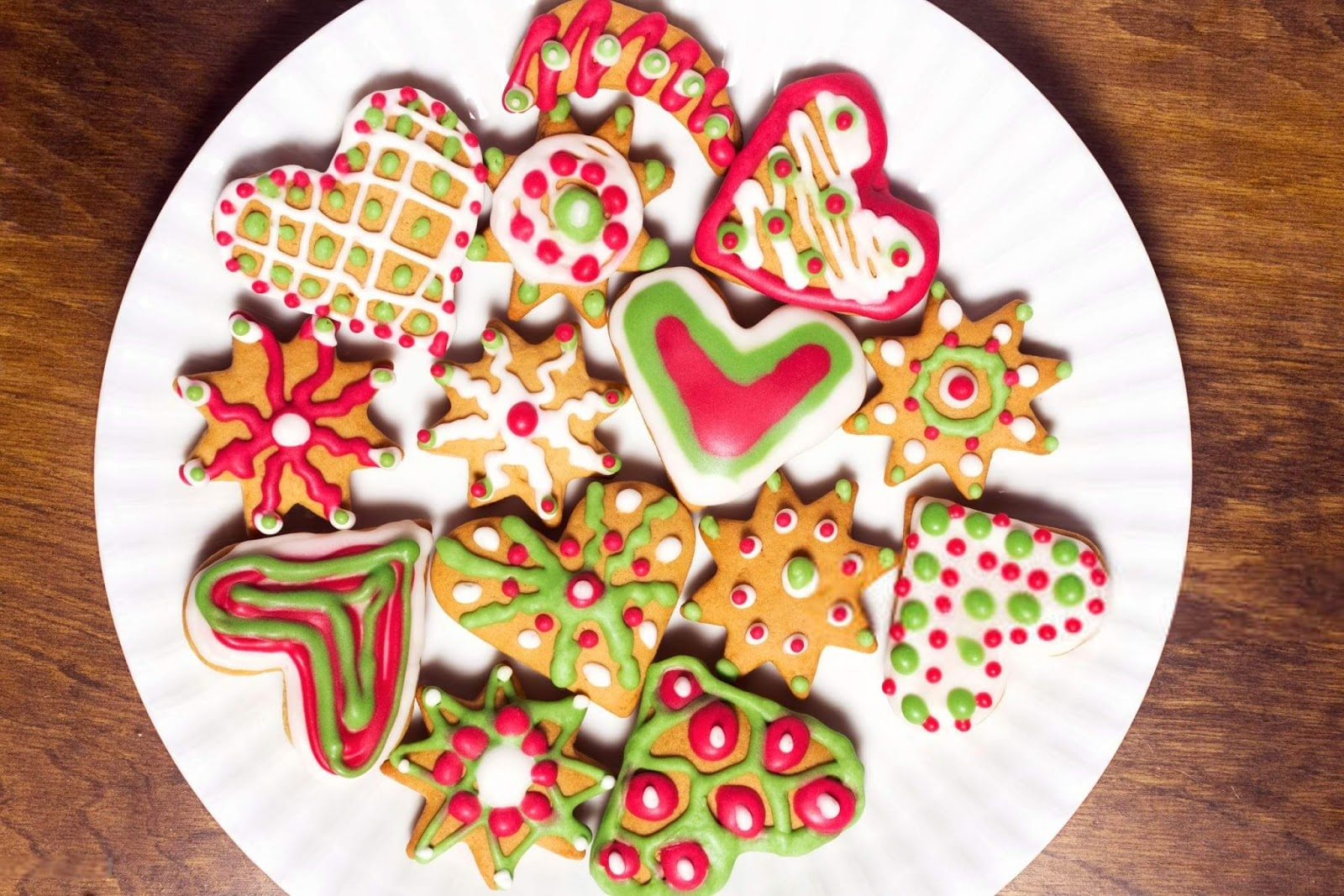 Christmas Cookie Pictures