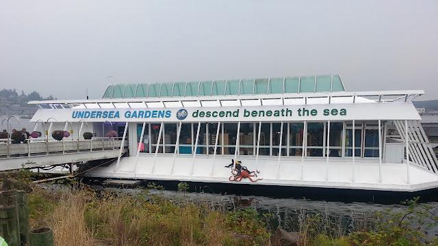 Newport's version of Undersea Gardens...