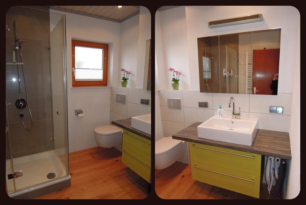 Haus Dekor Ideen 2016: neues badezimmer selber machen ...