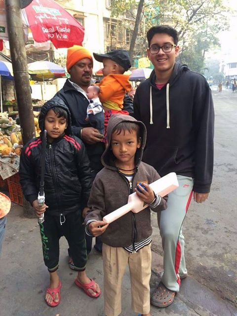 Student run organization Toy Joy has collected and gifted over 15,000 toys to underprivileged children across India.