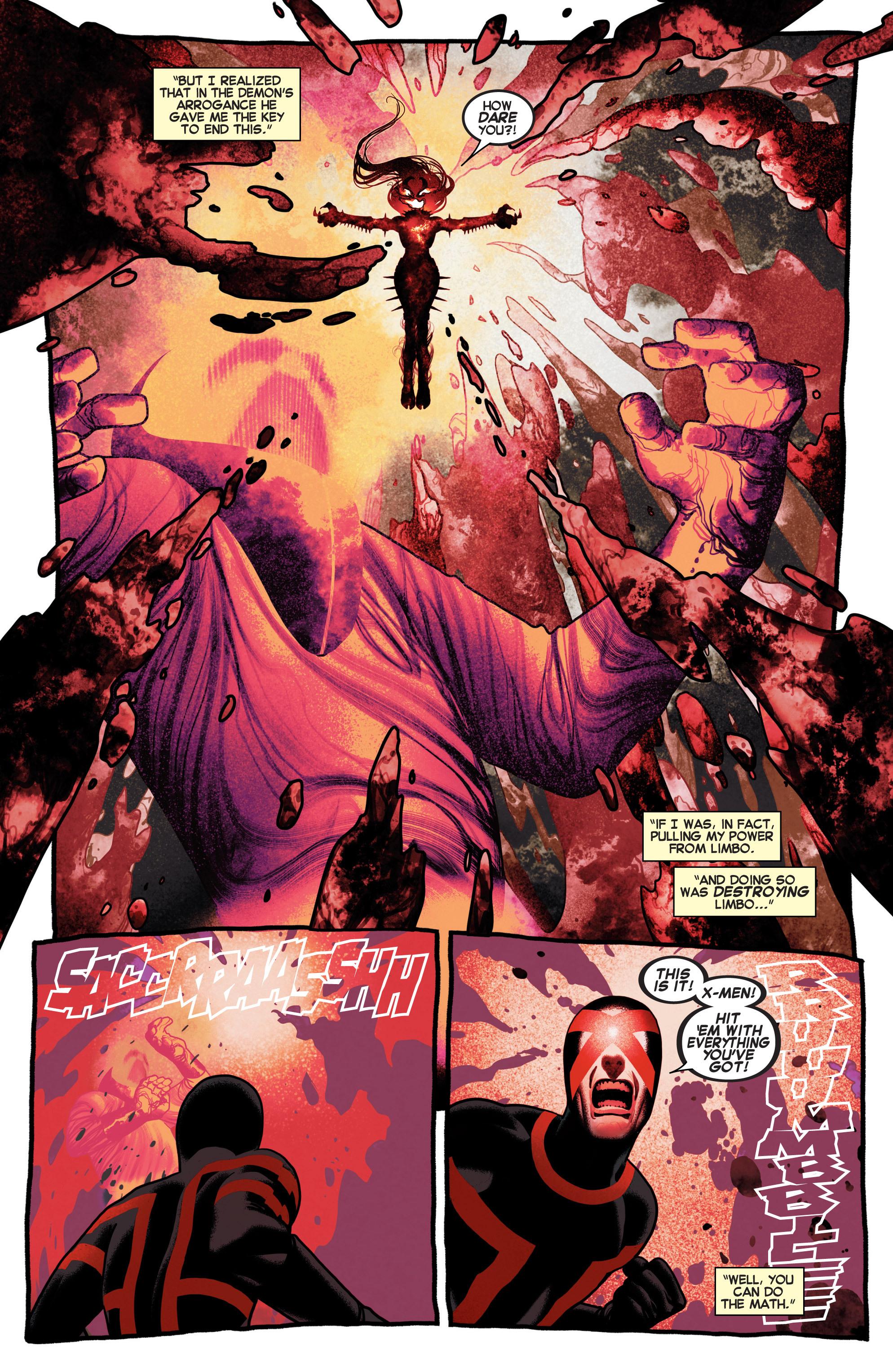 Read online Uncanny X-Men (2013) comic -  Issue # _TPB 2 - Broken - 27