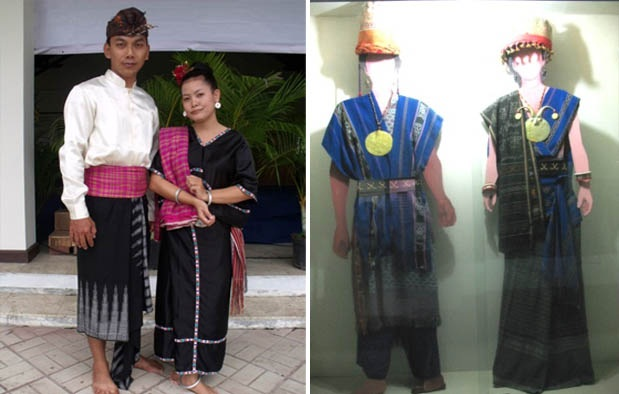 Pakaian Adat Nusa Tenggara Barat ( Artikel Lengkap )