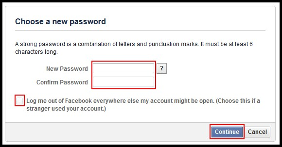 Facebook Password Change Kaise Kare – Change Fb Password In Hindi