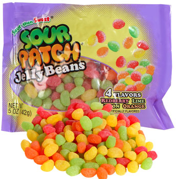 Amazon. Com: sour patch jelly beans 13oz (pack of 6): grocery.