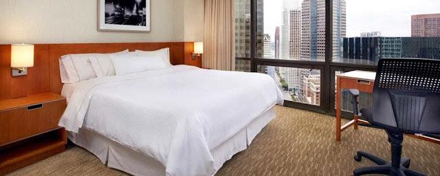 The Westin Bonaventure Hotel and Suites, Los Angeles