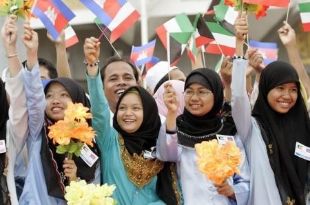 Peran Strategis Muslim Kamboja