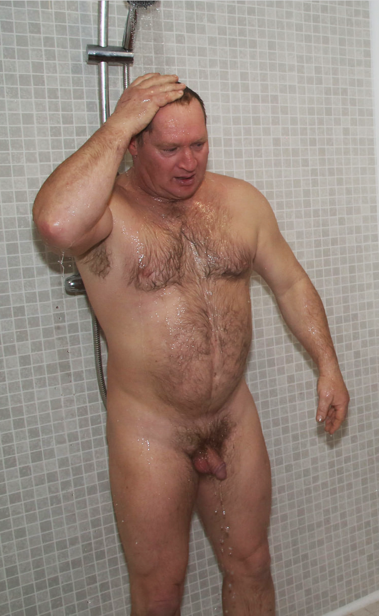 from Keenan gay muscle shower room