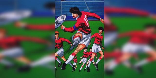 Rekomendasi anime Sports bertemakan Sepak Bola Terbaik Offside