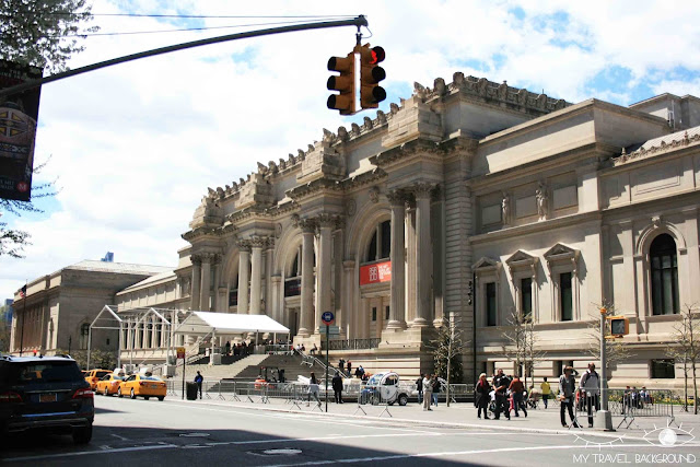 My Travel Background : the Metropolitan Museum of Art, New York