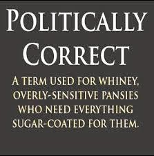 Politically correctness