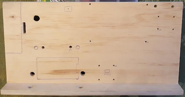 QuadCopter Test Bench - Outline