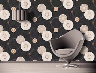imported decorative designer wallpaper