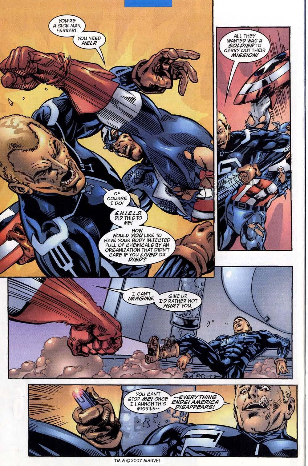 Captain America (1998) Issue #43 #50 - English 26