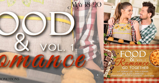 Release Blast & GC Giveaway: Food & Romance Go Together Vol 1: An Anthology