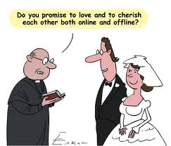 Marriage Humor Cartoon