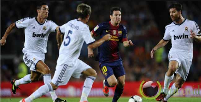 4 Perbedaan Mencolok antara Klub Sepakbola Madrid dan Barcelona