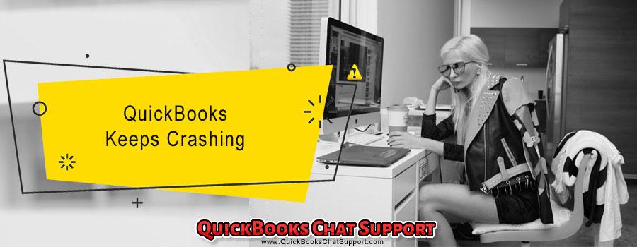 QuickBooks Keeps Crashing