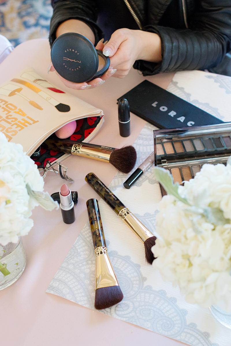 Makeup overload