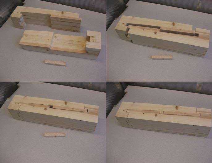 Salukitecture Japanese Joinery