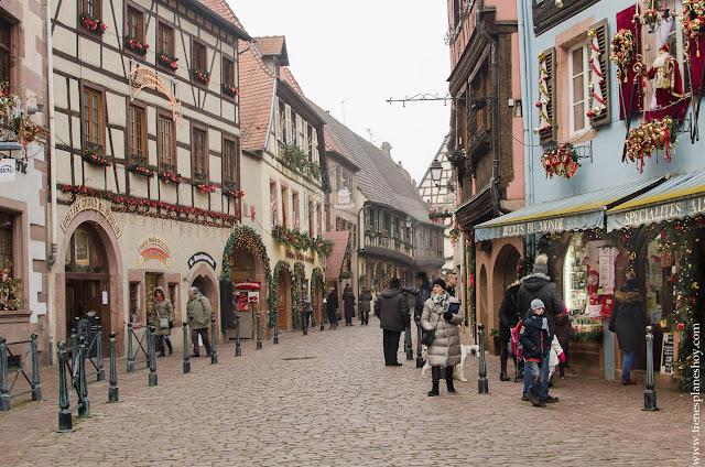 Visitar Kayseberg Alsacia viaje cinco días