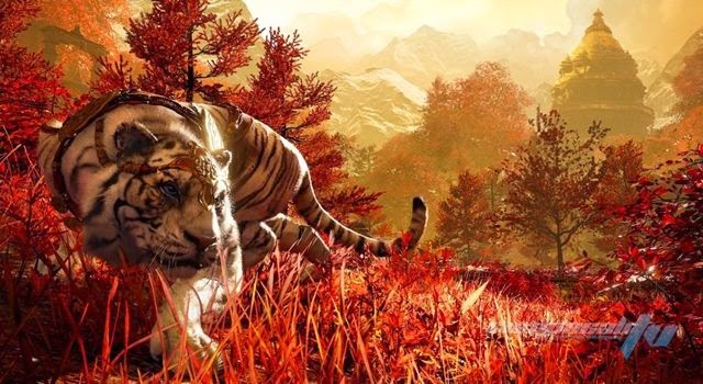 Far Cry 4 PS3 Region USA Español Latino