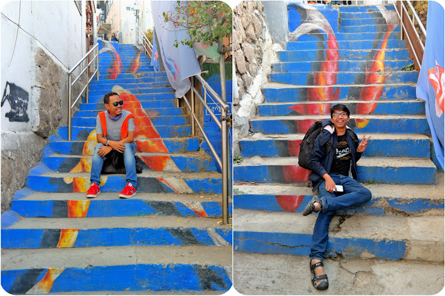Ihwa+Mural+VillageSeoul+Korea+Selatan