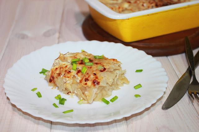 рецепт капустной запеканки как в садике с пошаговыми фото