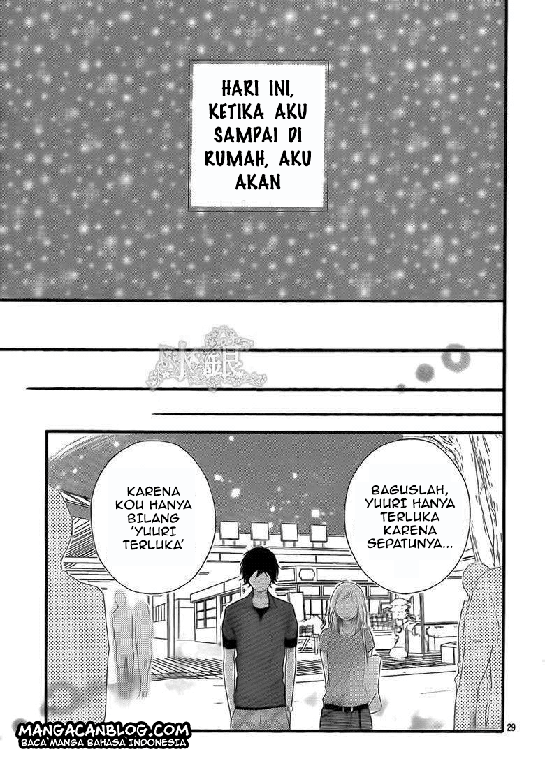Ao Haru Ride Chapter 15-30