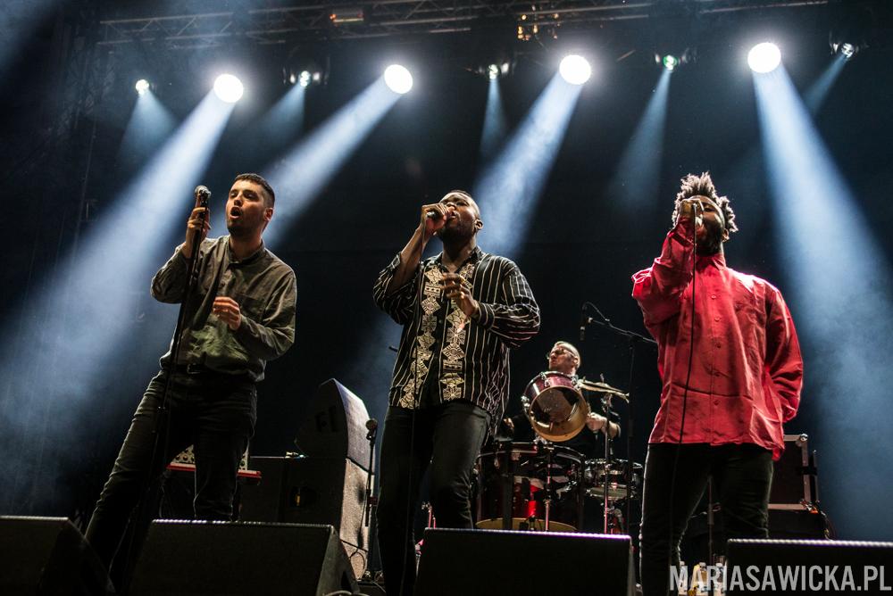 Young Fathers Normaali Provinssi Festivaali 2015 Seinäjoki