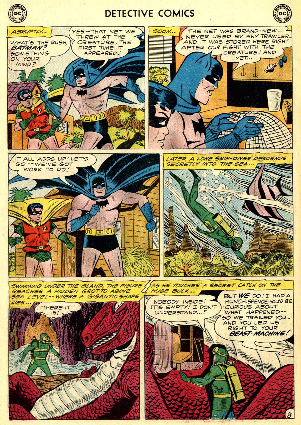 Detective Comics (1937) 297 Page 9