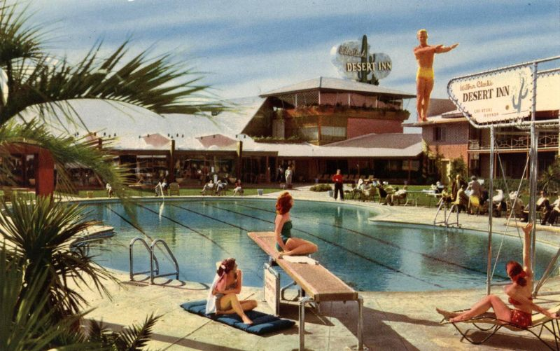 30 Cool Pics That Show American Hotel Swimming Pools From ...