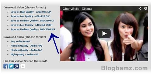 Cara Download Video Youtube Via Fetchvideo