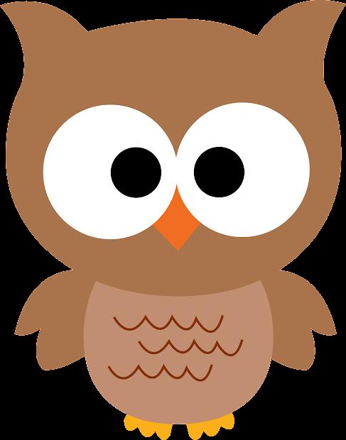 Free Printable Cute Owl Clip Art