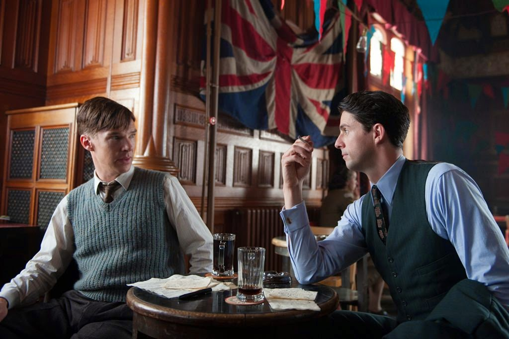 the imitation game-benedict cumberbatch-matthew goode