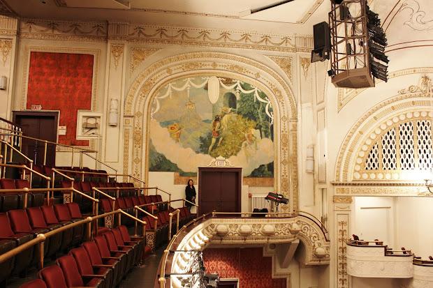 Palace Theatre Greensburg PA