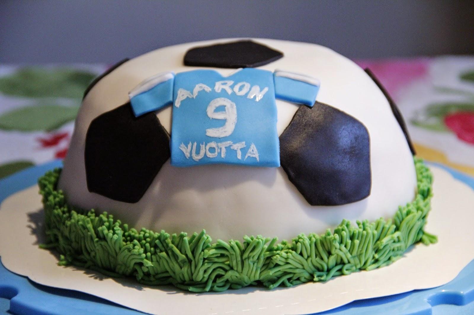 Jalkapallo Kakku