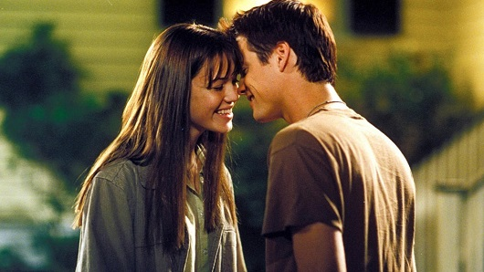 Um Amor Para Recordar (A Walk to Remember, 2002)