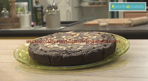 Pronto e postato - Torta del nonno ricetta Benedetta Parodi