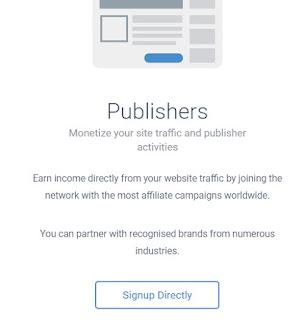 TradeTracker- Gana dinero monetizando tu sitio web GRATIS