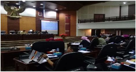 Ranperda Kepemudaan Merupakan Hak Usul Prakarsa DPRD Provinsi Sumatera Barat
