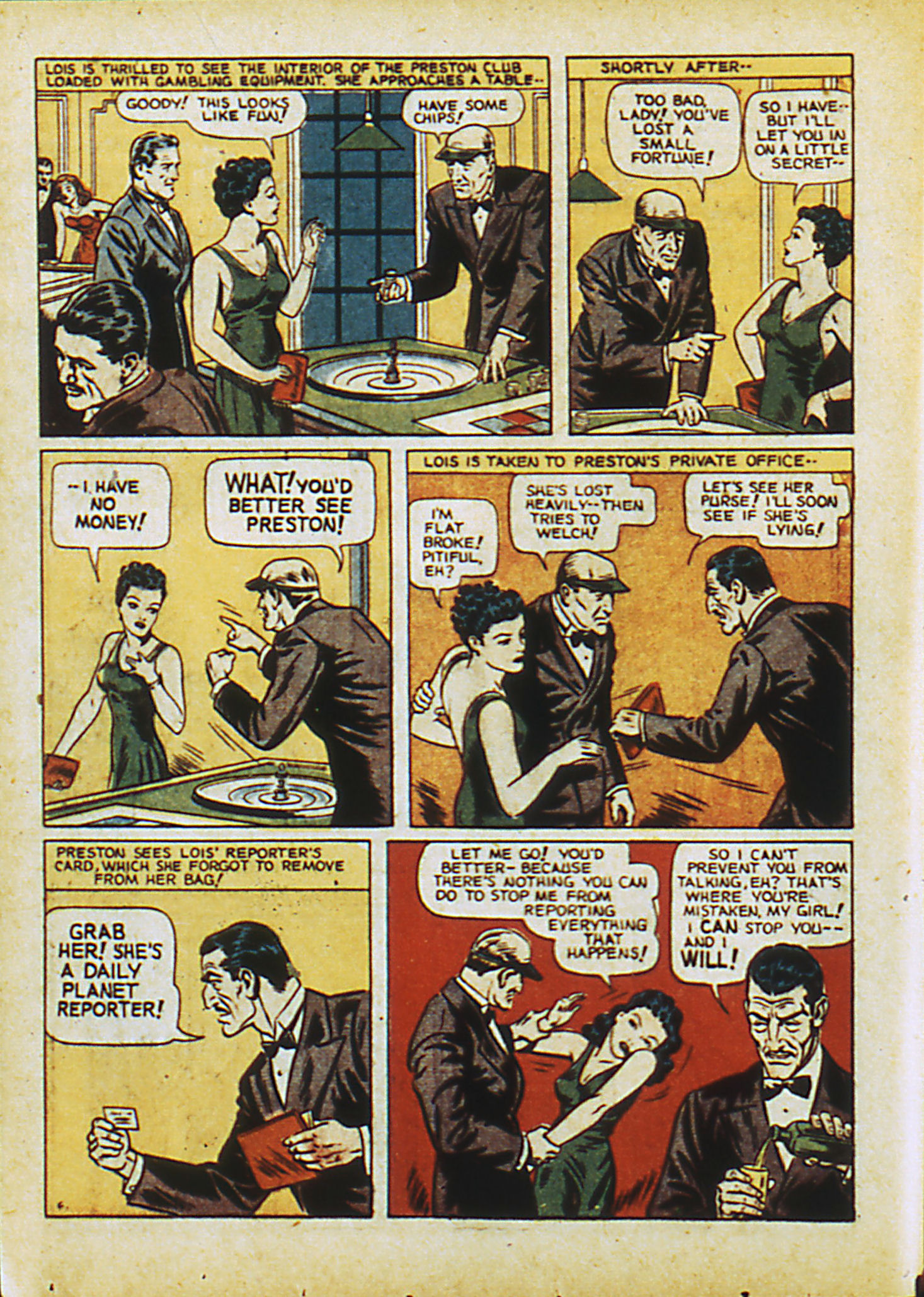 Action Comics (1938) 32 Page 8