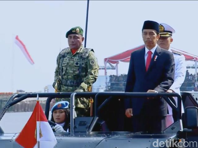 Survei: 6% Percaya Jokowi anti Islam, 67% Sebut Jokowi Pembela Islam