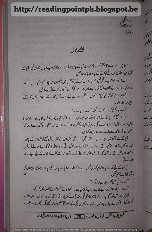 Meethay Bol by Hina Ashraf Romantic Urdu Novel – Novel Store