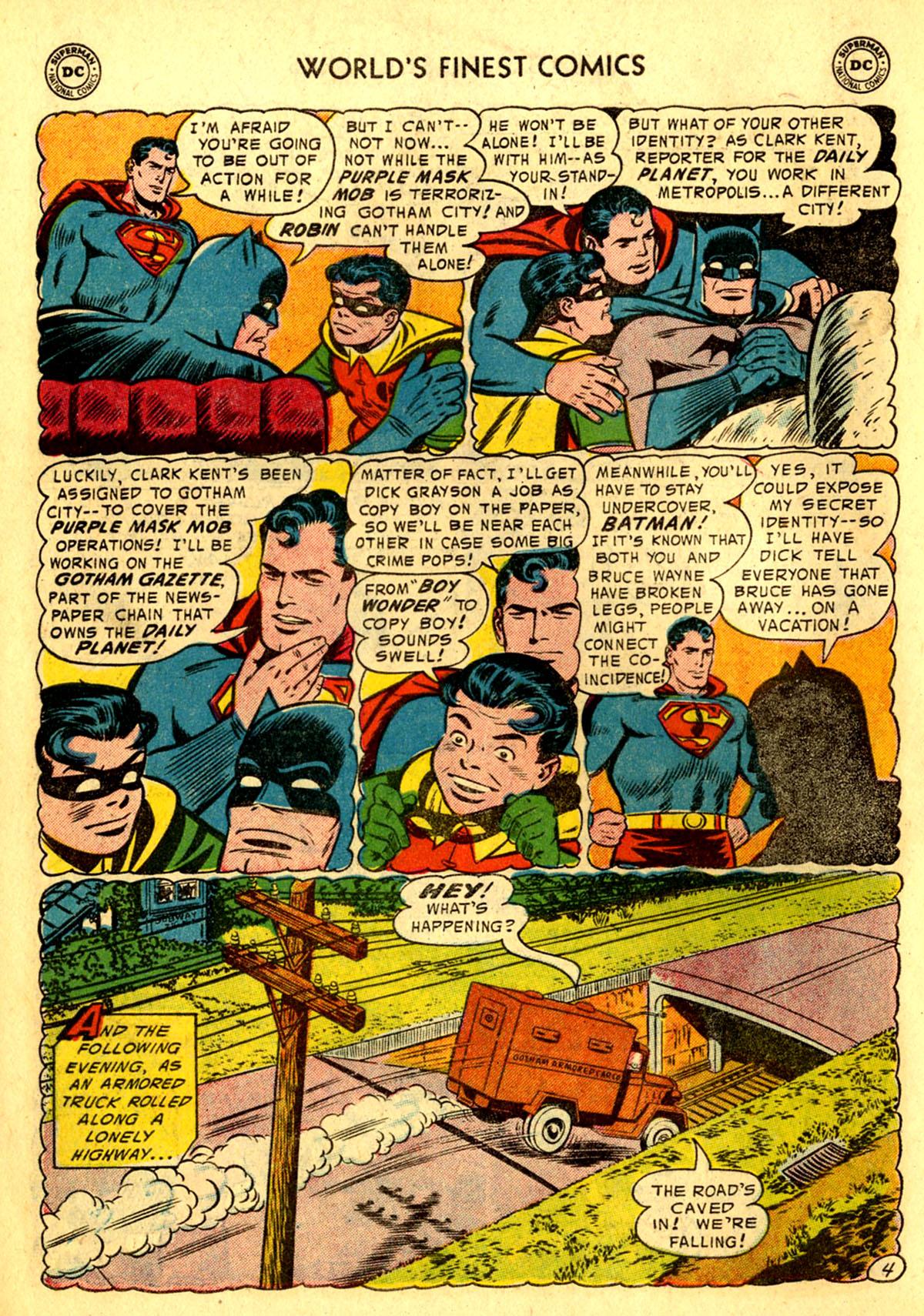 Read online World's Finest Comics comic -  Issue #75 - 6