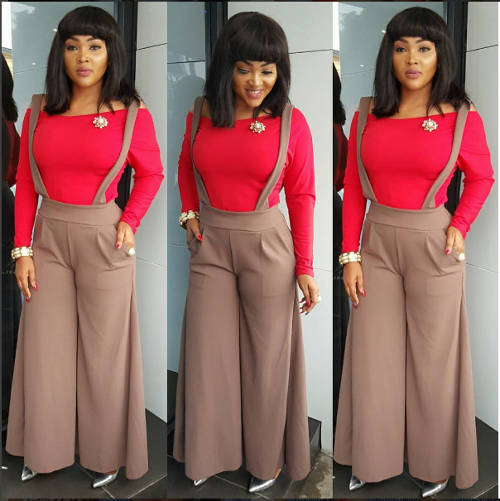 mercy aigbe on instagram