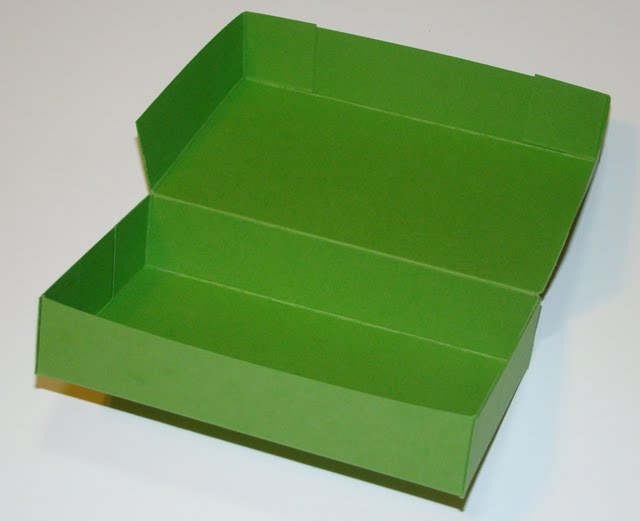 Origami Decorative Gift Box With Lid Tutorial