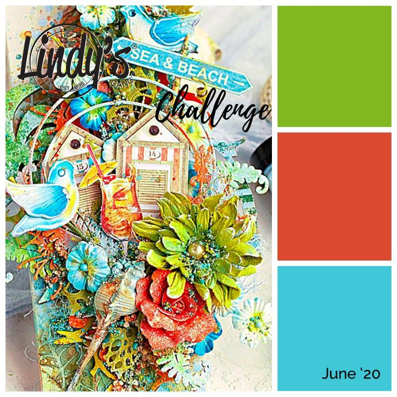 Lindy's Gang June Challenge