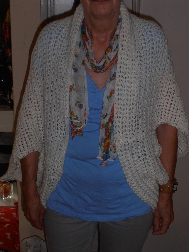 Haak Maar Aan Vest In Een Avond Maken