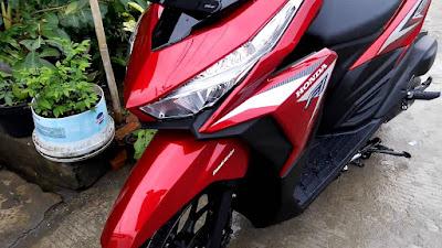 New 2016' Honda Vario 125 eSP front headlight hd image
